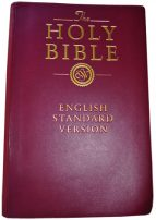English Standard Version Bible Maroon ISBN 9780564099641 – KES. 760