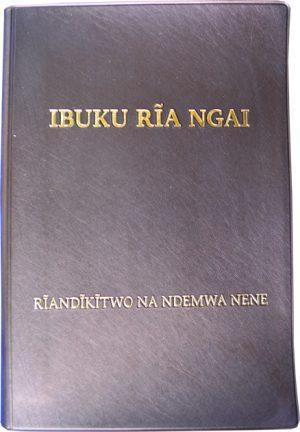 Gikuyu Bible - Ibuku rîa Ngai