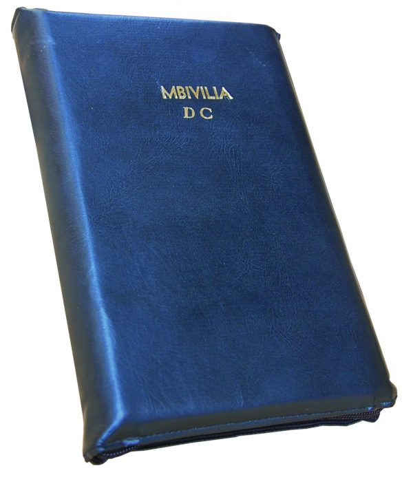 Kikamba Bible CL 042 Local Zip
