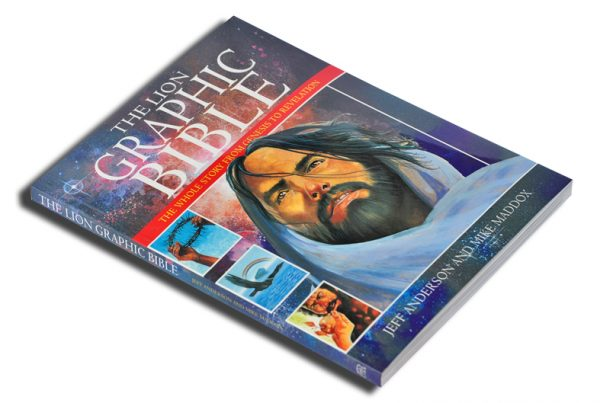 Lion graphic Bible ISBN 9780745949239