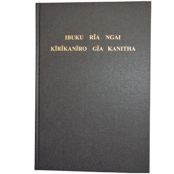 PULPIT-IBUKU-RIA-NGAI