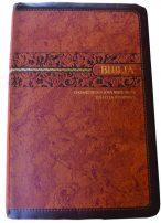 Swahili Study Bible CL 065PZTI Brown Zipped ISBN 9789966276629