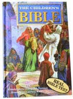 The Childrens Bible Real Text ISBN 9788772472775A